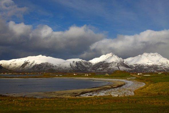 Fjærvollstranda - Bø i Vesterålen