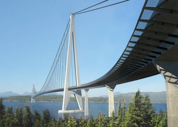 Hålogalandsbrua - Hålogalandsbroen