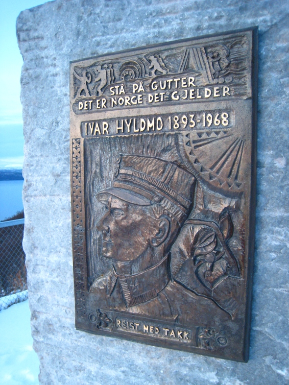 Major Ivar Hyldmo