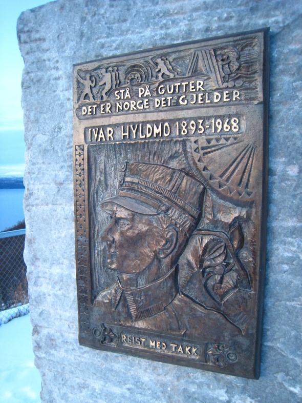 Major Ivar Hyldmo