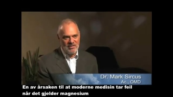 Magnesium-testing not necessary - with Norwegian subtitles