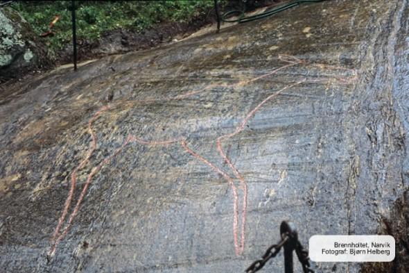 Moose-Rock-Carving-3000years-Photo-Bjoern Helberg