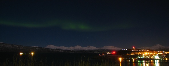 Northern Lights and Narvik 3