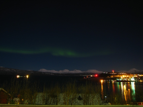 Northern Lights and Narvik 4