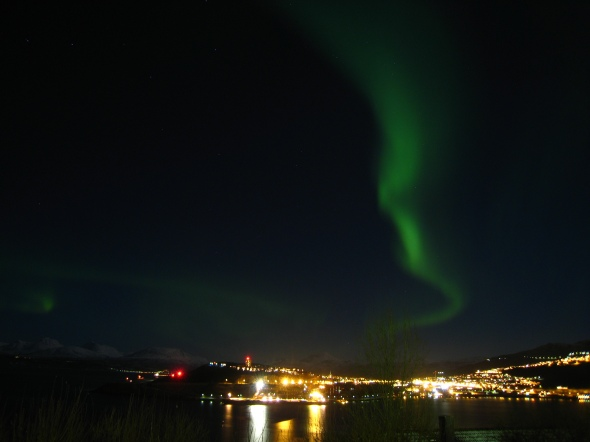 Northern Lights above Narvik