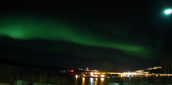 Nordlys - Northern Lights - Aurora borealis