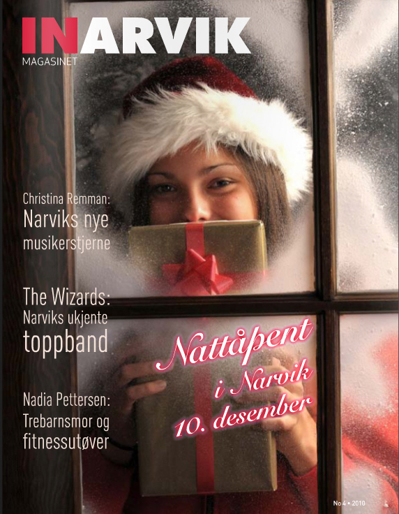 Latest issue (4-2010) of the extremely popular magazine I Narvik