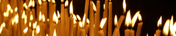 Candles to remember