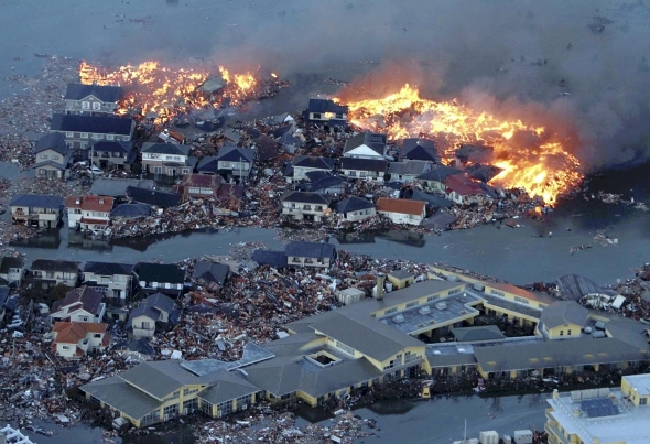Japan earthquake/Miyagi - Photo: courtesy of Lions Clubs International