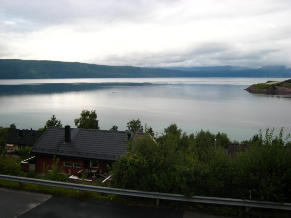 Ofoten Fjord today