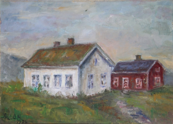 My Great Granparent's House - Bø in Vesteraalen - 1936