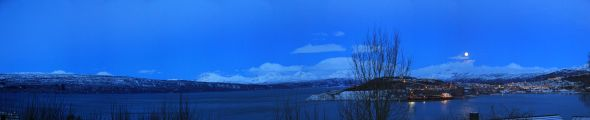 Panorama of Narvik