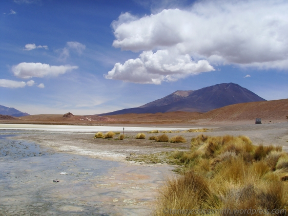 Alkali Lake, Bolivia