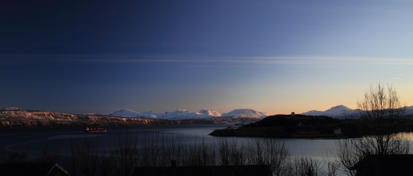 Early Morning in Narvik
