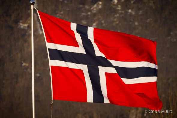 Flag of Norway IMG_3802